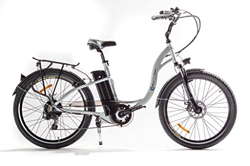 IC Electric Essens Bicicleta, Blanco, Talla Única