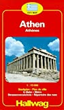 Hallwag Stadtpläne, Athen