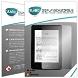2 x Slabo pellicola protettiva per display Kindle Paperwhite protezione display No Reflexion|Anti-Riflesso OPACA - senza riflesso MADE IN GERMANY