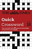The Times Quick Crossword Book 18 (Times Crossword)