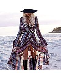 b48d009b49ccc SLB Works Bohemia Long Skirts Saida De Praia Pareo Beach Cover Up Robe De  Plage Kaftan Beach Wear Bathing Suit Cover Ups…