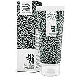 Australian Bodycare Body wash - antibakterielles Duschgel mit Teebaumöl - Natürliches und sanftes Waschgel für die täglichen Körperpflege - feuchtigkeitsspendendes Duschgel - 100% vegan (200 ml).