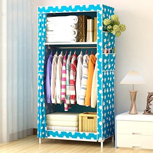 MMM& Dortoir d'étudiant Armoire unique pour organiser la collection d'armoires de stockage (couleur : # 3)