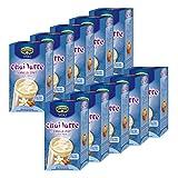 Krüger Chai Latte Classic India, Vanille-Zimt, mildes Milchtee Getränk, 10er Pack, 10 x 10 Portionsbeutel