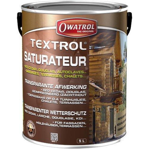 Rustikale Öl (5 ltr Owatrol Textrol rustikal)