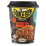 Star Yakisoba Saikebon Manzo - 93 gr