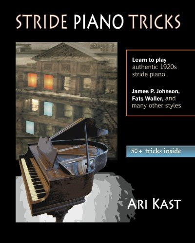 Zoom IMG-3 stride piano tricks how to