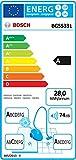 Bosch BGS5331 Bodenstaubsauger Relaxx'x ProSilence Plus, EEK A, beutellos, QuattroPower System, SensorControl, weiß - 2