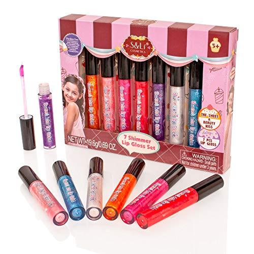 Style Girlz S & Li Cosmetics - Juego de 7 paletas