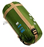 Naturehike Im Freien Schlafsack Schlafsacke Outdoor Sleeping Bag Camping Sleeping Bag(Army Green)