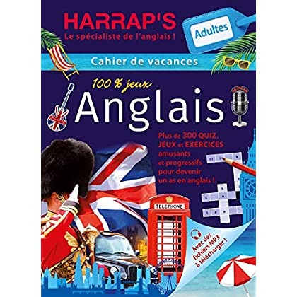 Harrap's cahier de vacances ADULTES