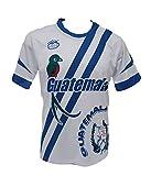 Guatemala Hombres Jersey De Fútbol Diseño Exclusivo de Arza Deportes - Blanco -