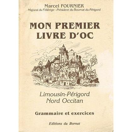 Mon premier livre d'Oc : Grammaire et exercices