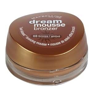Maybelline Dream Mousse Bronzer - 03 Bronze/Ambre
