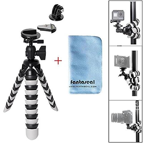Fantaseal® 2 en 1 Octopus Trépied pour Action Caméra Octopus