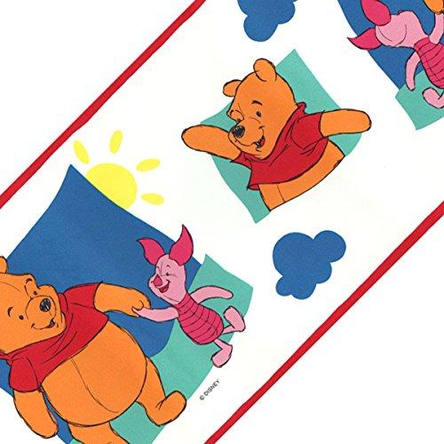 Disney Winnie the Pooh y Piglet - cenefa