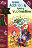 Amazing Addition and Spooky Subtraction Age 7-8 (Letts Magical Skills): Addition and Subtraction: Ages 7-8