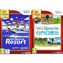 Sports Resort - Selects + Wii Sports Selects - Wii