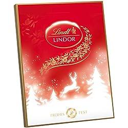 Lindt & sprüngli Lindor Calendario de Adviento, 1er Pack (1x 290g)