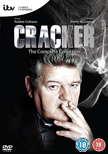 Cracker - Complete Series [11 DVDs] [UK Import]
