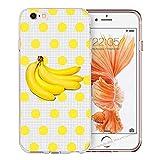 blitzversand Cassa del Telefono Affe Banane Banana delle Scimmie Compatibile per Samsung Galaxy Alpha 5 Banane Motivo Disegno Ultra-Slim Sottile Silicone Cellulare Protettiva Cover M5