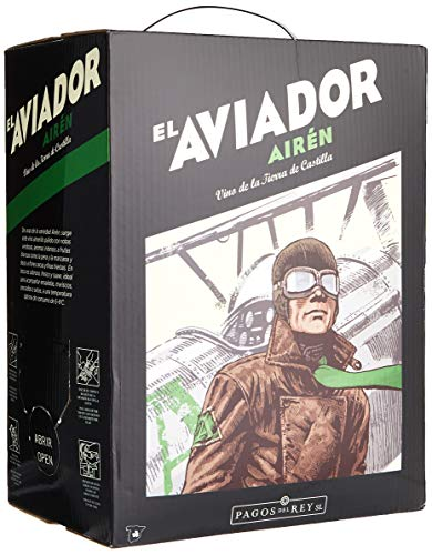 Pagos del Rey El Aviador Bag-in-Box BIB Blanco trocken Malvasia (1 x 5 l)