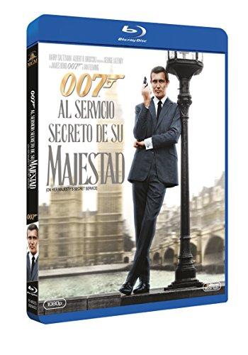 007 Al servicio secreto de su majestad [Blu-ray] 51e85w8L2OL