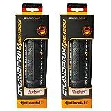 Continental 0100173 Grand Prix 4 Season - Reifen, 700x23c, Schwarz
