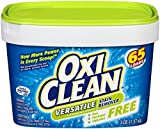 Oxiclean Versatile Stain Remover Free, 3...