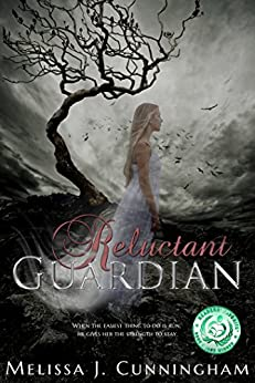 Reluctant Guardian (The Ransomed Souls Series Book 1) by [Cunningham, Melissa J.]