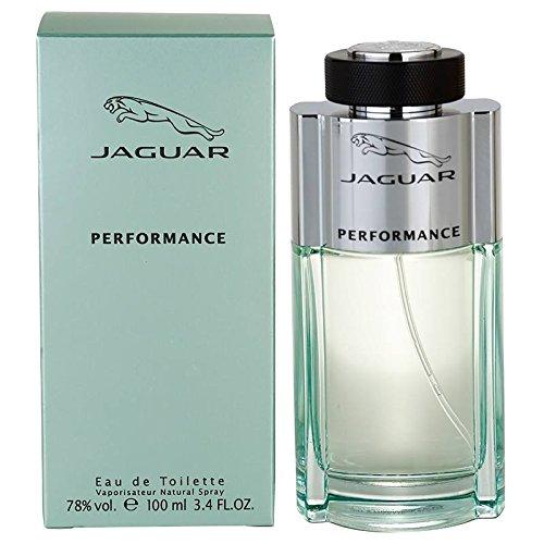 Jaguar Performance homme/men, Eau de Toilette Natural Spray, 1er Pack (1 x 100 ml)