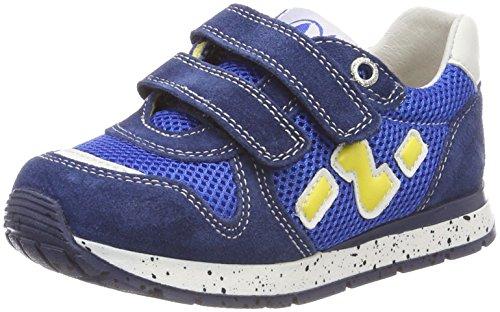 Naturino Bomba VL, Zapatillas para Niños, Azul (Azzurro 9102), 34 EU