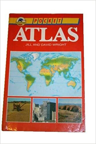 Pocket Atlas (Kingfisher pocket books): Amazon.co.uk: David Wright ...