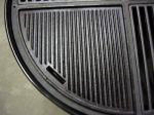 CIG (cast iron grate) Griddle/Gussplatte zu 67 cm und BGE