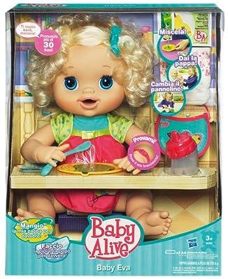 Baby Eva - Muñeca por Hasbro
