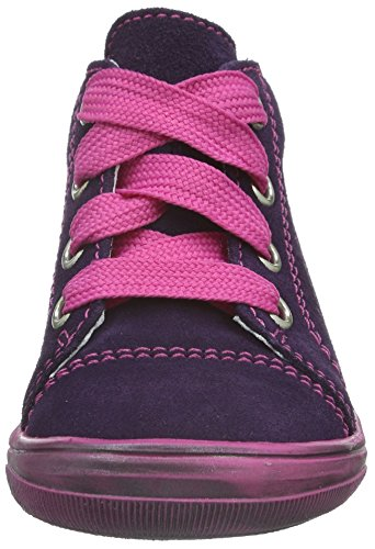 Richter Kinderschuhe Mädchen Dandi S Low-Top Violett (blackberry 7500)