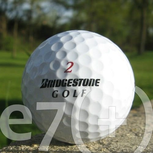 25-bridgestone-e7-lake-balls-balles-de-golf-qualite-aaaa