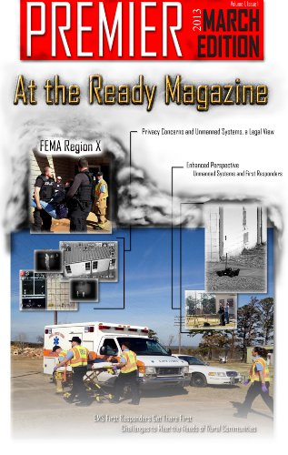 At the Ready Magazine, March (2013 Book 1) (English Edition) (William Dickerson)