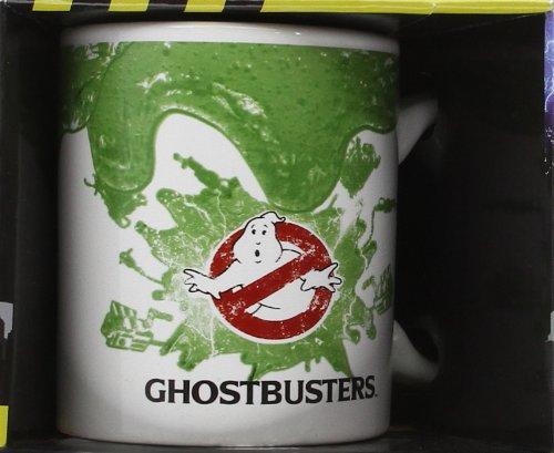 Ghostbusters - Tazza Slimer in ceramica
