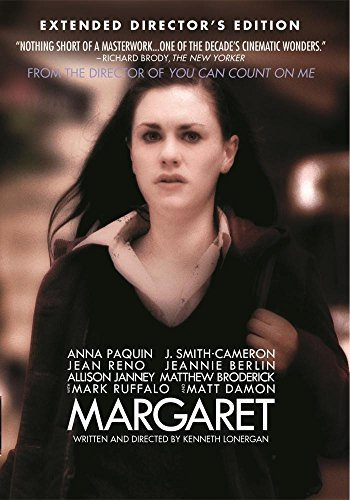 MARGARET EXTENDED CUT by Anna Paquin