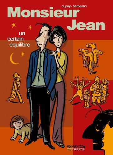 Monsieur Jean, tome 7 : Un certain équilibre