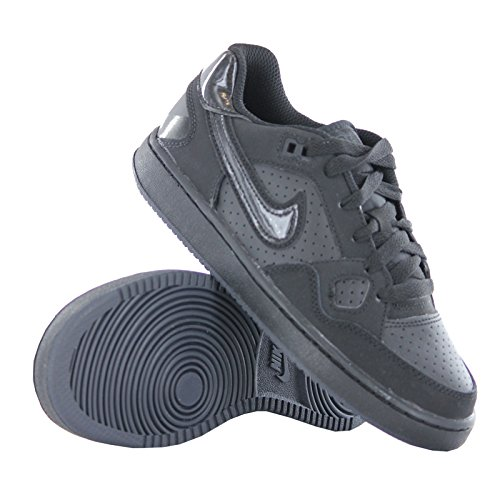 Nike Son of Force Black Youths Trainers Black