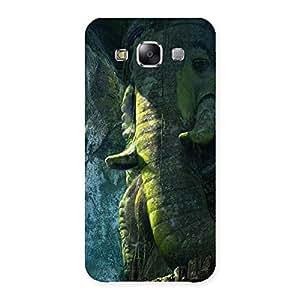 Ganesha Rock Back Case Cover for Samsung Galaxy E5