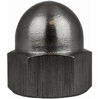 25 Stück Hutmuttern M12 hohe Form (SW19) DIN 1587 Edelstahl A2