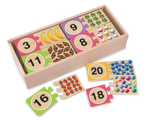 melissa-doug-12542-i-puzzle-numerici-da-1-a-20-con-autocorrezione
