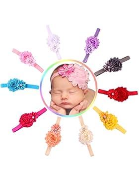 Xiaoyu Vendas multicolor de la niña del bebé dulce