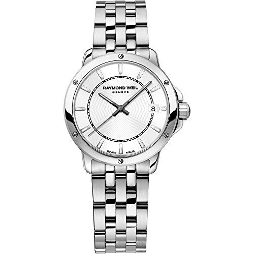 Raymond Weil rw-5391-st-30001–Uhr für Frauen, Edelstahl-Armband Silber (Rw Weil Raymond)
