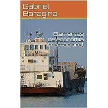 Elementos de economía internacional (Spanish Edition)