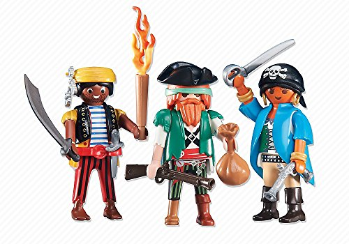 Playmobil 3 Piraten (Folienverpackung)