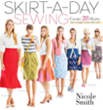 Skirt-a-Day Sewing: Create 28 Skirts for a Unique Look Every Day (English Edition)